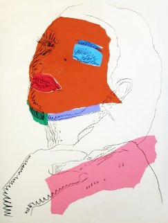 Ladies and Gentlemen FS II.127 AP 1975 Limited Edition Print - Andy Warhol