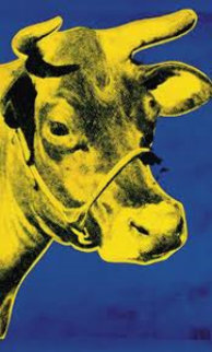 Cow II.12 1971, estate authentication Limited Edition Print - Andy Warhol