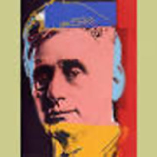 Jews: Louis Brandeis, AP 1980 II.230 Limited Edition Print by Andy Warhol