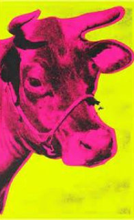 Cow Feldman II.11 1966 Limited Edition Print by Andy Warhol