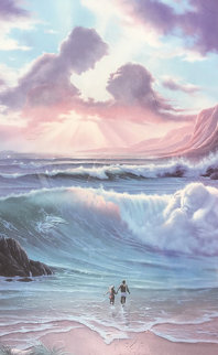 Romantic Day AP 1995 Limited Edition Print - Jim Warren