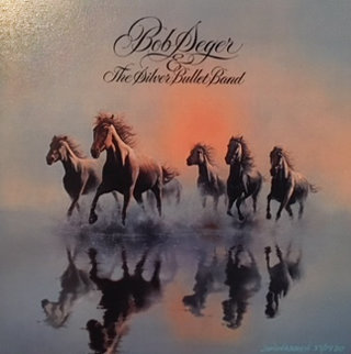 Bob Seger Album Cover Limited Edition Print - Jim Warren