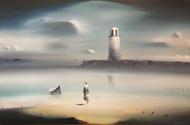 Lighthouse 1974 33x43 (Early)