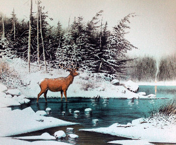 North Limited Edition Print by Wayne Cooper
