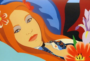 Lulu 1982 Limited Edition Print - Tom Wesselmann