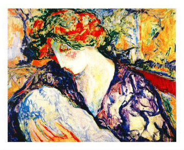 Lullabye 2001 Limited Edition Print - Barbara Wood
