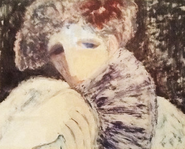 Fan 1987 Limited Edition Print - Barbara Wood