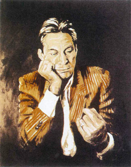 Charlie Watts (from Rolling Stones Suite II) 1990