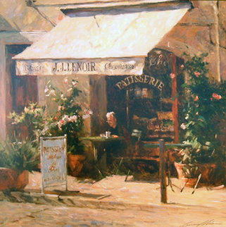 Provence Patisserie Limited Edition Print - Leonard Wren