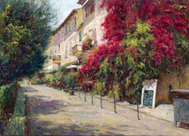 Rue de st tropez by leonard wren - Le comptoir des arts saint paul trois chateaux ...