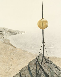 Northern Point 1971 Limited Edition Print - Andrew Wyeth