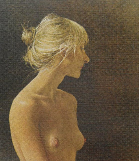 Beauty Mark 1984 HS Limited Edition Print - Andrew Wyeth