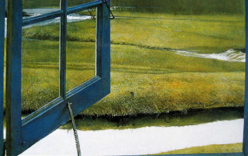 Love in the Afternoon 1992 Limited Edition Print - Andrew Wyeth