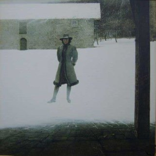 Outpost 1973 Limited Edition Print - Andrew Wyeth
