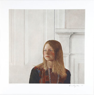 Siri HS 1985 Limited Edition Print - Andrew Wyeth