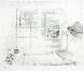 Drawings Portfolio, Set of 10 Collotypes HS Limited Edition Print by Andrew Wyeth - 2