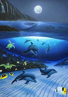 Mystical Waters 2011 Limited Edition Print - Robert Wyland