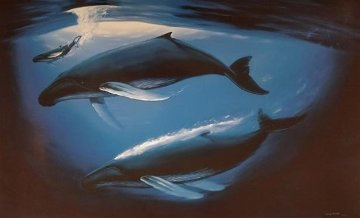 A Sea of Life 2013 Limited Edition Print - Robert Wyland
