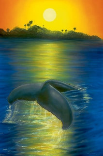 New Dawn 2003 Limited Edition Print - Robert Wyland