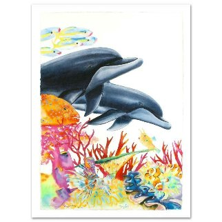Sea of Color Limited Edition Print - Robert Wyland
