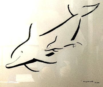 New Born (Whale) 2005  Limited Edition Print - Robert Wyland
