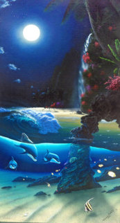 Island Paradise 1996 Limited Edition Print - Robert Wyland
