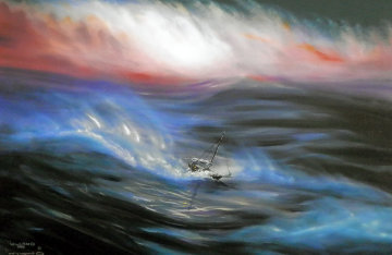 Storm 1996 Limited Edition Print - Robert Wyland
