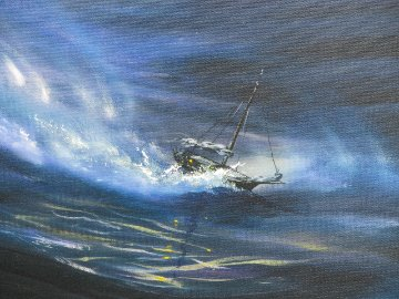 Storm AP 1996 Limited Edition Print - Robert Wyland