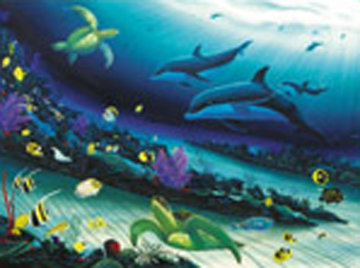 Radiant Reef 2000 Limited Edition Print - Robert Wyland