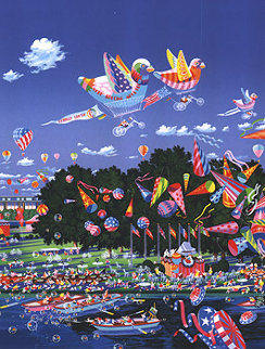 Very Special Celebration Limited Edition Print - Hiro Yamagata