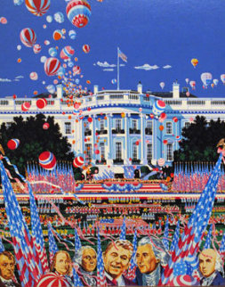 We the People - Constitution 1987 Limited Edition Print - Hiro Yamagata