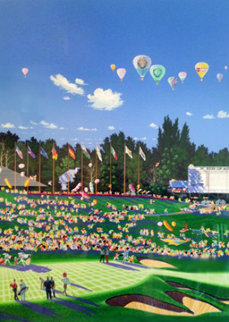 Ryder Cup Golf Tournament 1987 Limited Edition Print - Hiro Yamagata