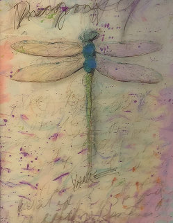 Dragonfly 2012 Limited Edition Print - Tim Yanke