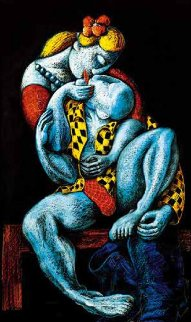 Kiss AP 1988  Limited Edition Print -  Yuroz