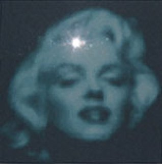 Star III (Marilyn Monroe) Limited Edition Print -  Yvaral