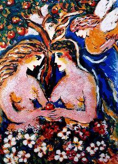 Garden of Eden 1995 Limited Edition Print - Zamy Steynovitz