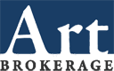 Art Brokerage logo mobile