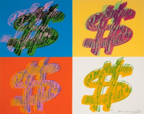 Andy Warhol Art