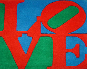 Robert Indiana Art