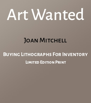 Buying Lithographs For Inventory