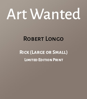 Rick (Large or Small)