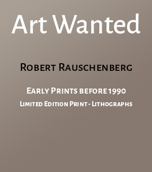 Early Prints before 1990