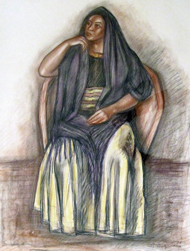 Seated Woman 1976
