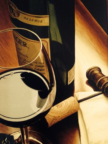 Private Study AP 2004 by Thomas Arvid