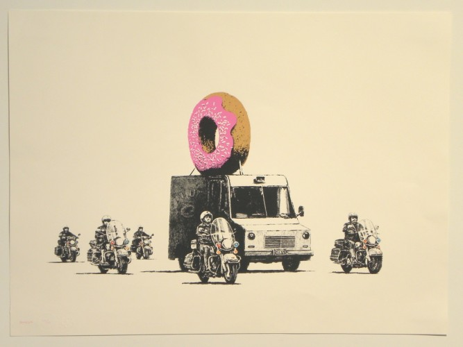 Donuts (Strawberry) 2009