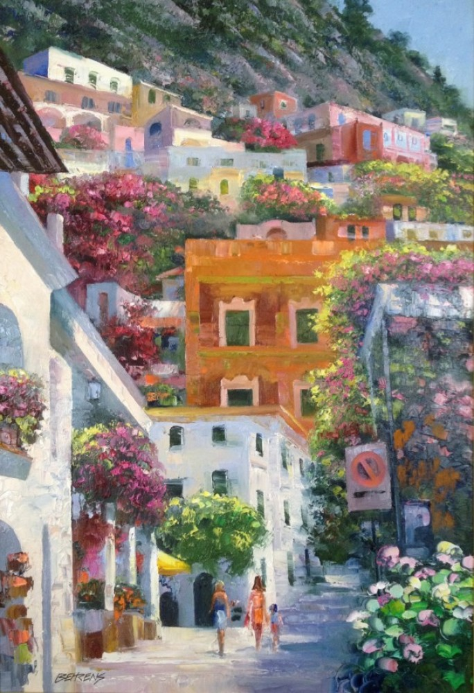 A Day in Positano I