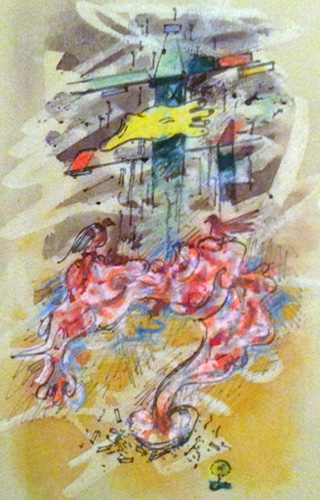 Untitled Watercolor 1982