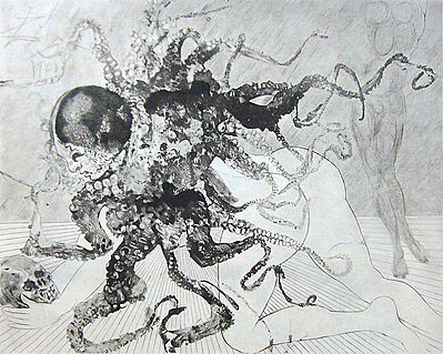 Mythology Medusa 1963