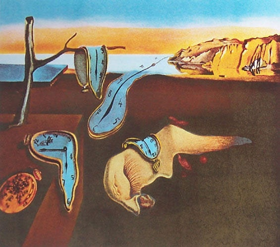 Persistence of Memory 1974