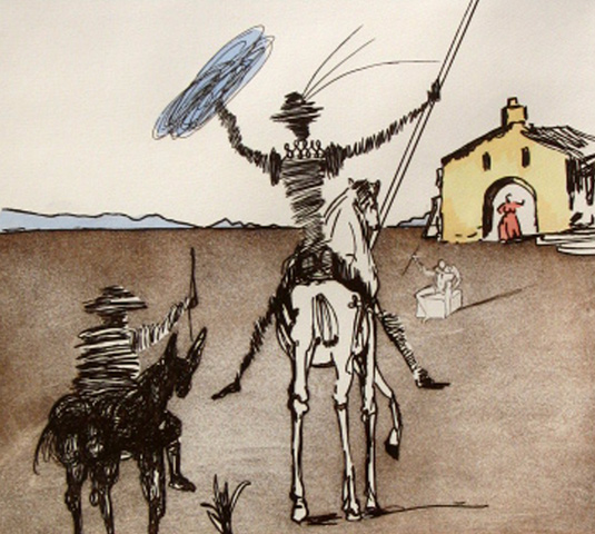 Impossible Dream, Don Quixote Man of La Mancha 1980